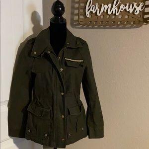 H&M UTILITY jacket size 6